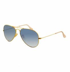 Ray Ban Sunglasses 3025 001/3F 58/14